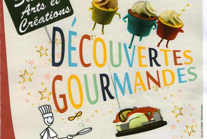 Couverture du flyer annonçant la Fête de la Saint Cômes à Auneau
